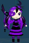 Halloween Viola