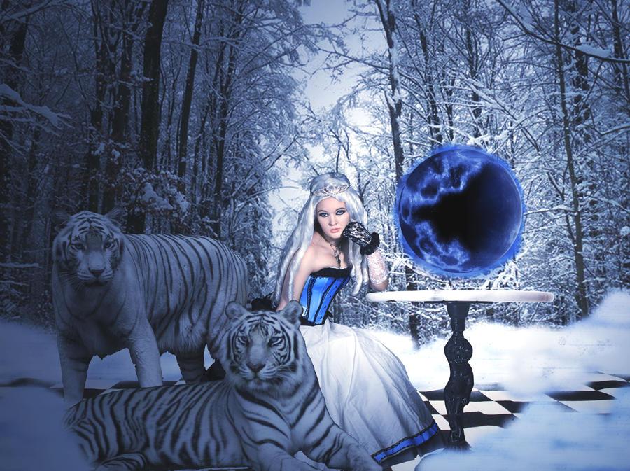 Ice by Kalypso-Arsinoe