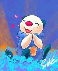Happy Go Child by Rowiehz