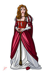 Princess Elayne Trakand, Daughter-Heir of Andor