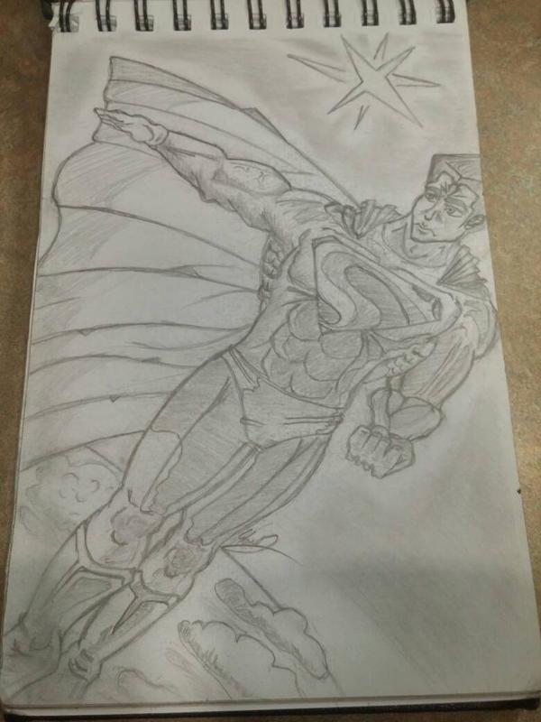 Superman saving woes  by battosai72