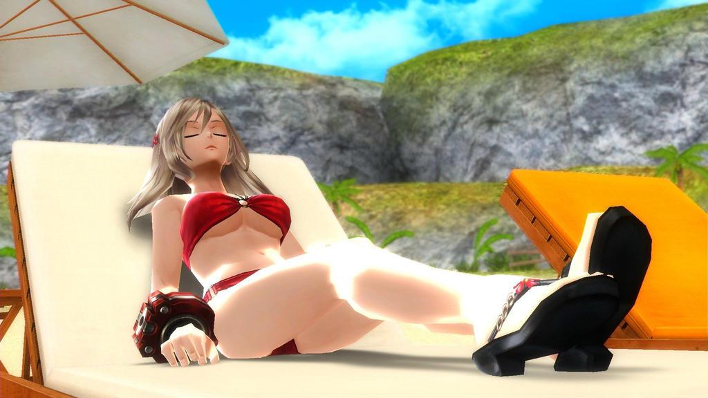 GE: Beach (7) by SakuyaOkaHikaze