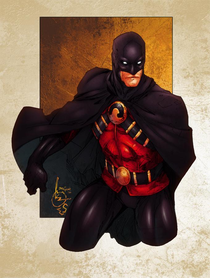 Red Robin by Eddy-Swan
