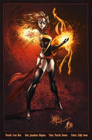 Miss Marvel by Eddy-Swan-Colors