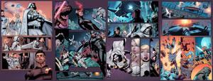 X-men Pages