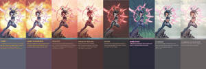 Palette Style Sheet