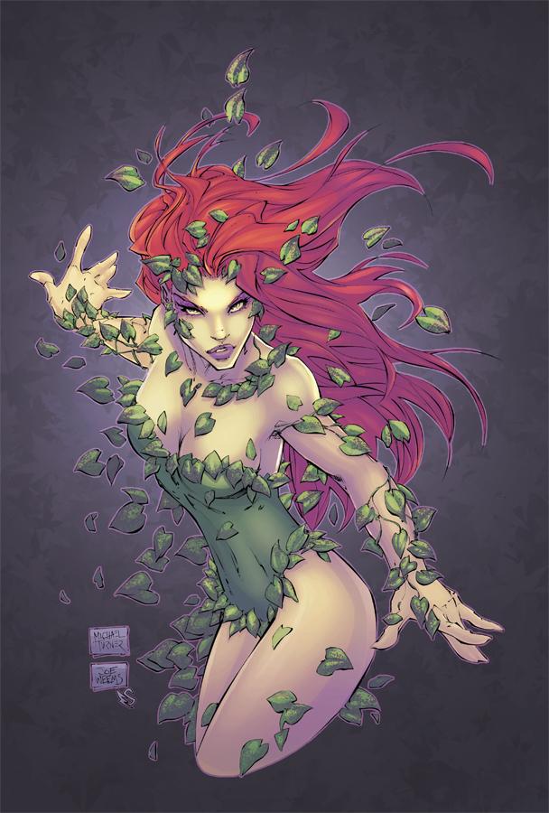 Poisen Ivy Redux by Eddy-Swan