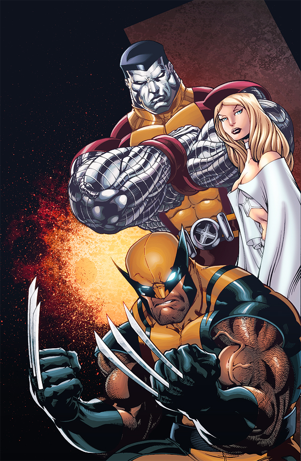 X-men by Eddy-Swan