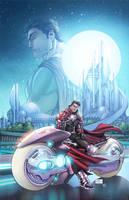 Superman Godfall by Eddy-Swan-Colors