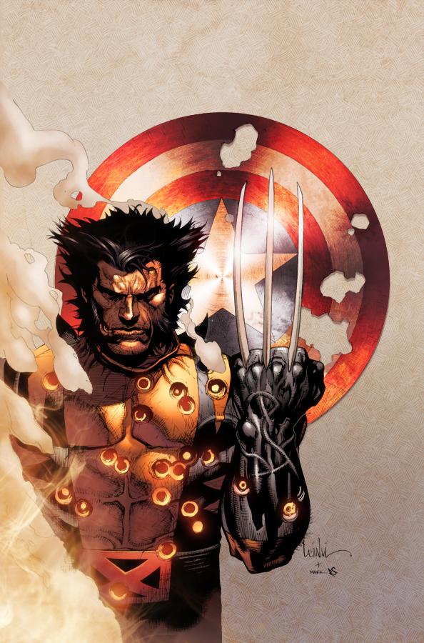 Wolverine by Eddy-Swan-Colors