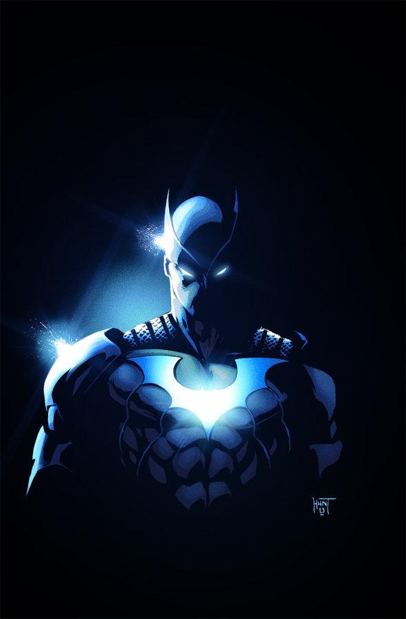 Batwing by Eddy-Swan