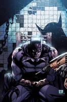 Batman 674 Cover by Eddy-Swan-Colors