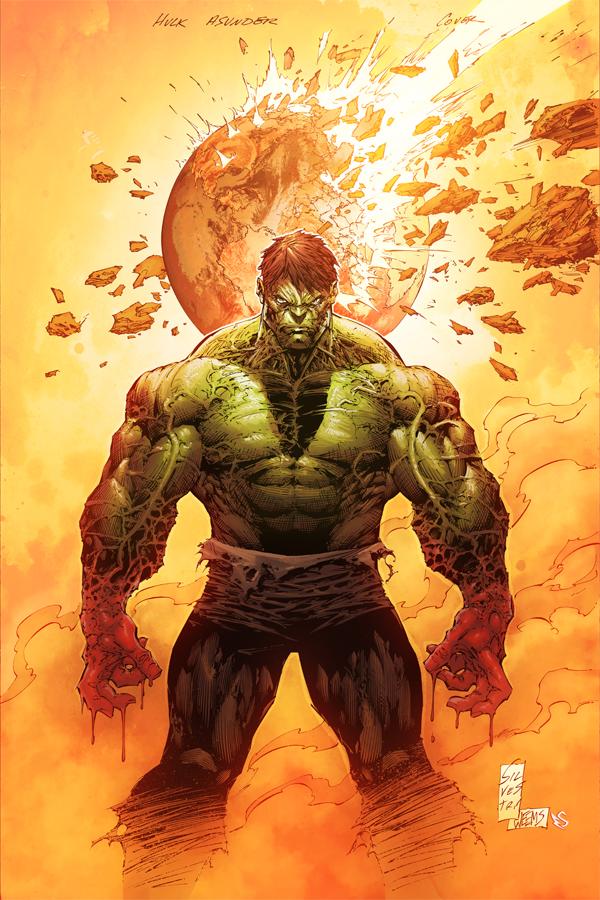 Hulk by Eddy-Swan