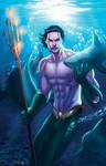 Mamoa Aquaman