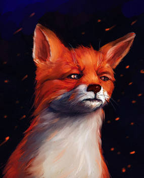 fox of fire