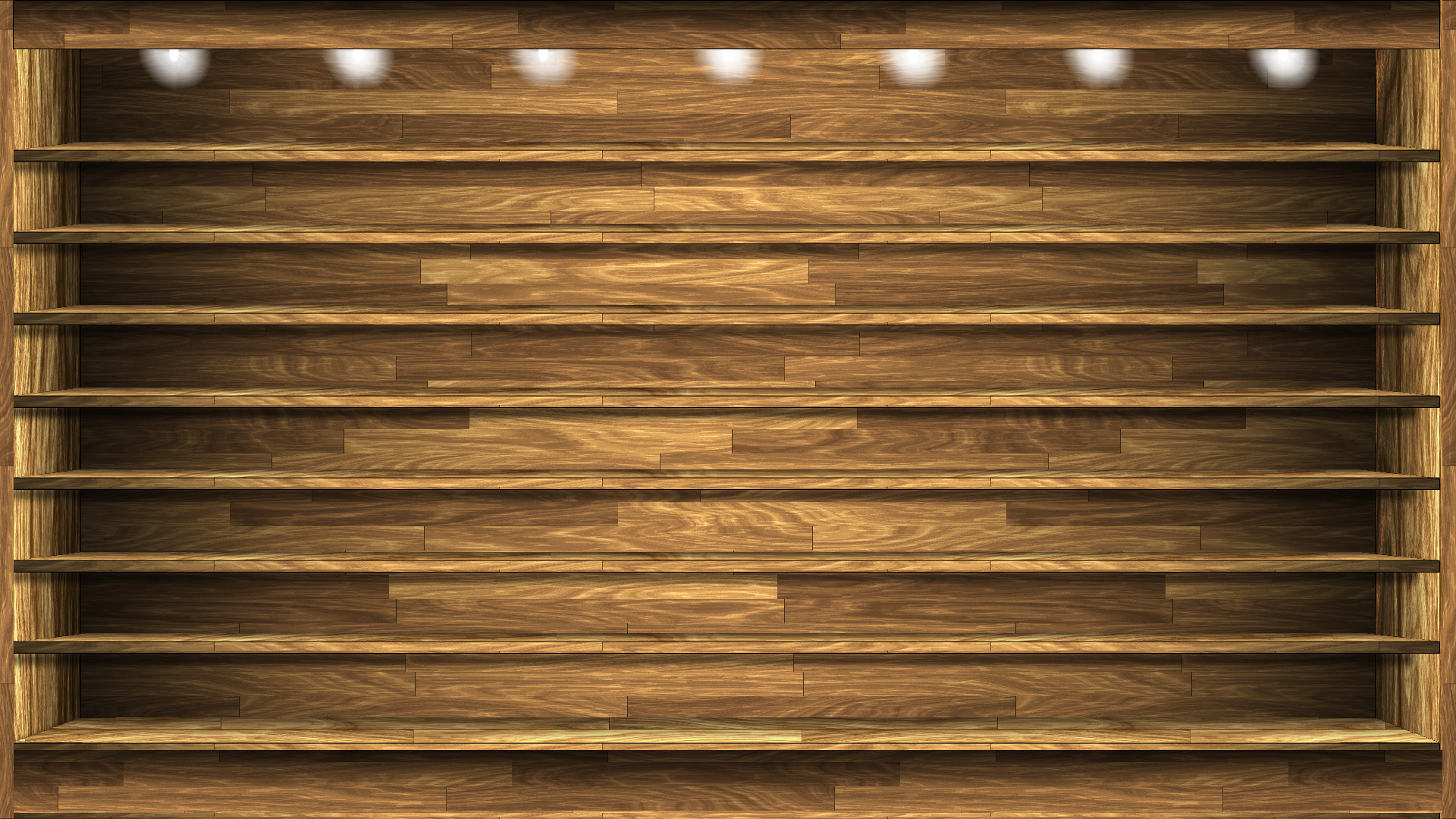 Marvelous photograph of Wood Shelves Wallpaper 2 by SamirPA on DeviantArt Desktop Background  with #AA7521 color and 1920x1080 pixels