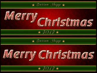Facebook Timeline Merry Christmas - ShippD