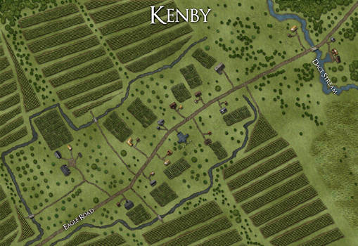 Kenby Map Preview