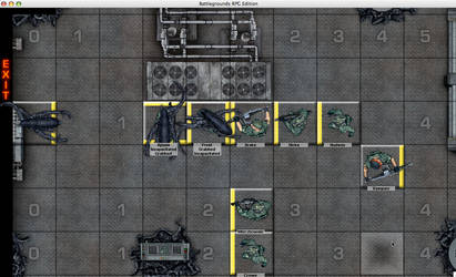 Aliens Boardgame Preview 2