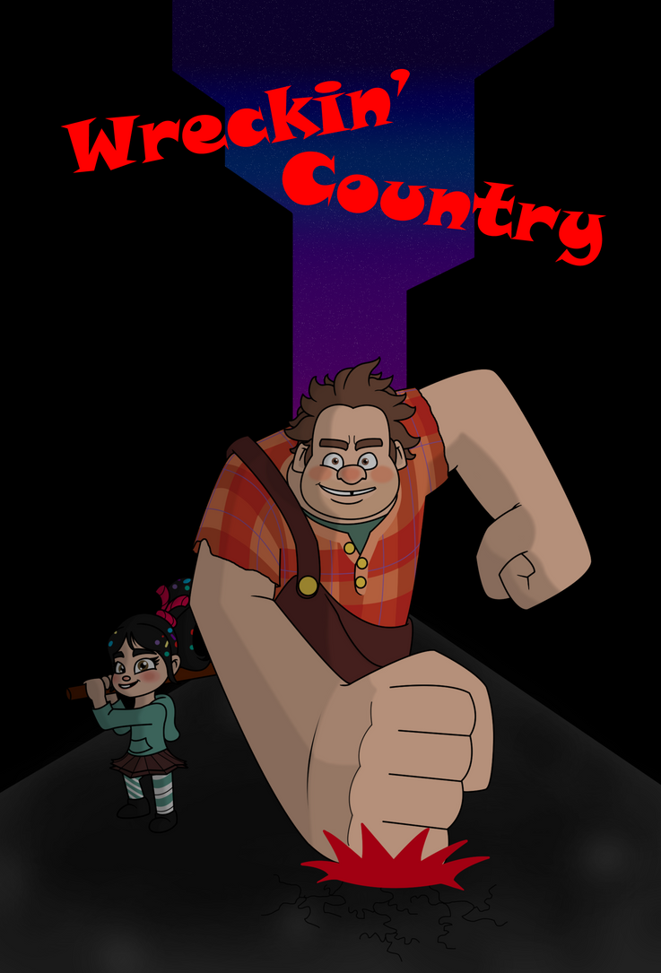 Wreckin Country by MistyKoopa
