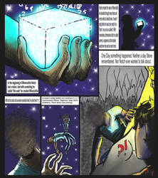 Minecraftia Page 1 by PaintThatBell