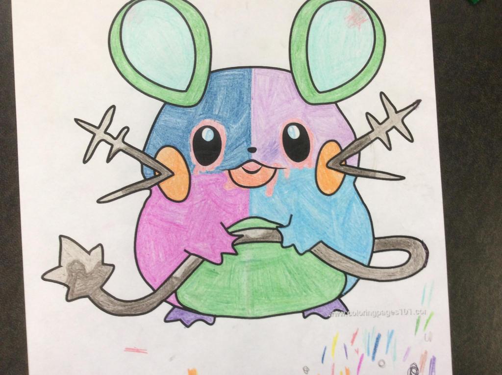 Pokemon by NickH2O11