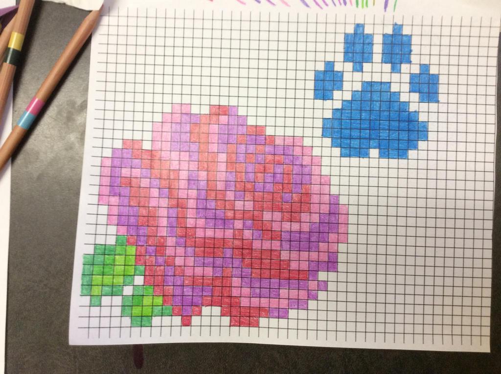 light pink violet flower for AnimalLover787 by NickH2O11