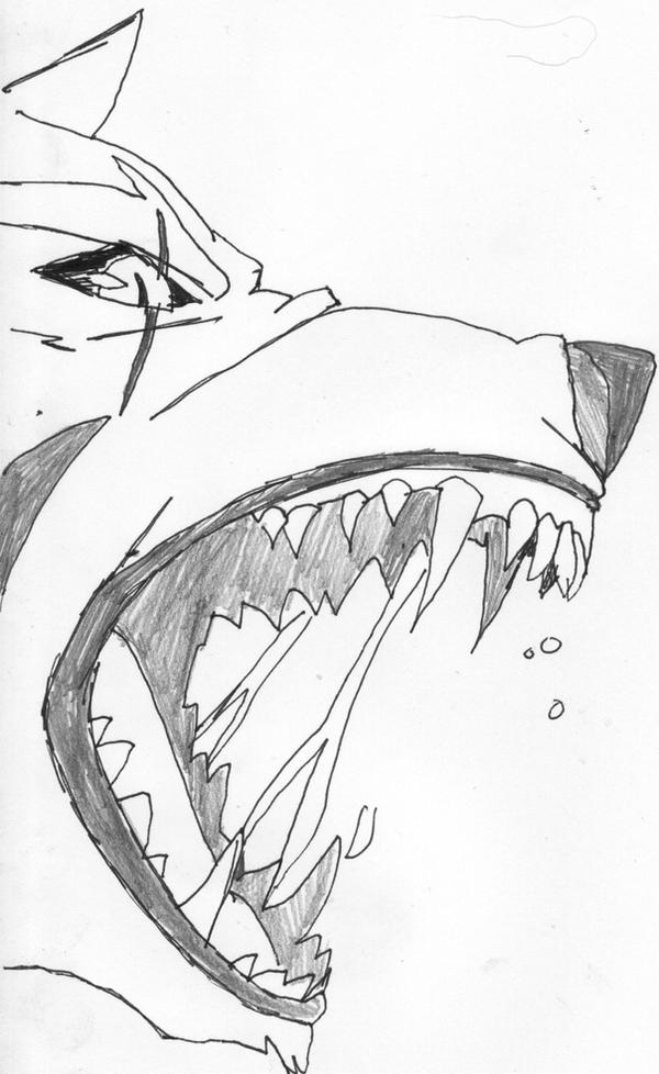 Angry wolf by onimaru1986 on deviantart angry wolf by onimaru1986 ccuart Choice Image