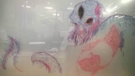 The Almost Kraken - 2015