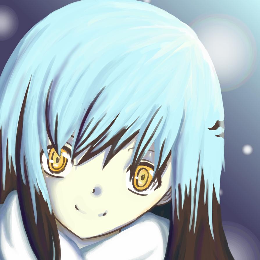031: Yuki-Onna by erilypse