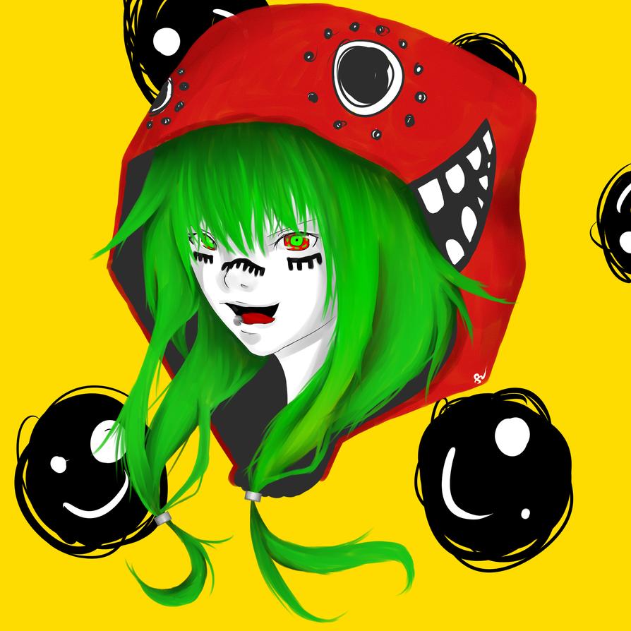 037: matryoshka gumi by erilypse