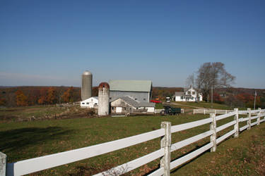 Oxford Massachusetts Farm by dre4mass