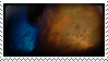 Blue and Gold Stamp Template by Rhabwar-Troll-stock
