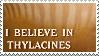 I Believe in Thylacines by Rhabwar-Troll-stock