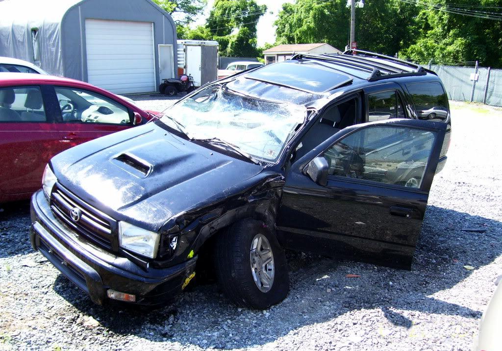 Car Crash stock 2