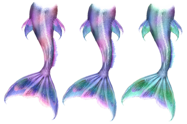 Mermaid Tails Stock 2 by Rhabwar-Troll-stock
