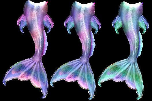 Mermaid Tails Stock 2