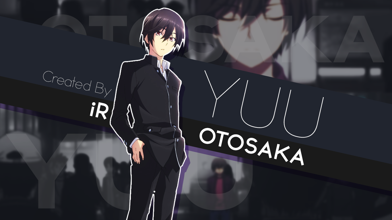 3000 Wallpaper Hd Yuu Otosaka HD Terbaru