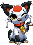 Pixel Maneki by Kawiku
