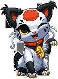Pixel Maneki by Kawiku