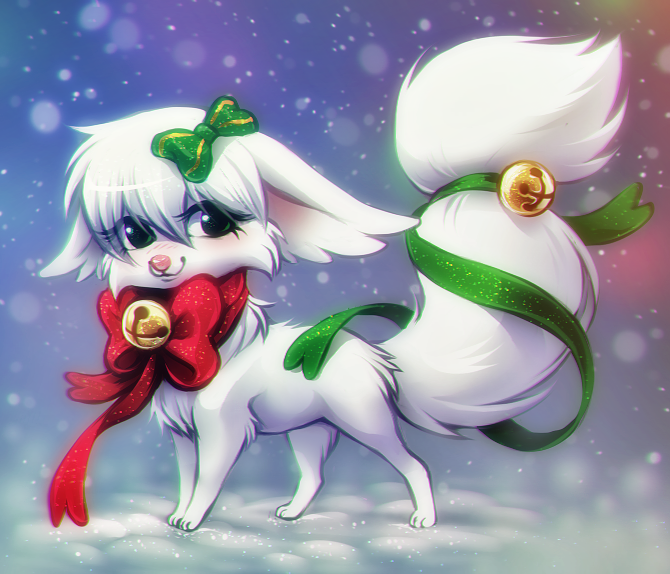 Snowbelle by Kawiku