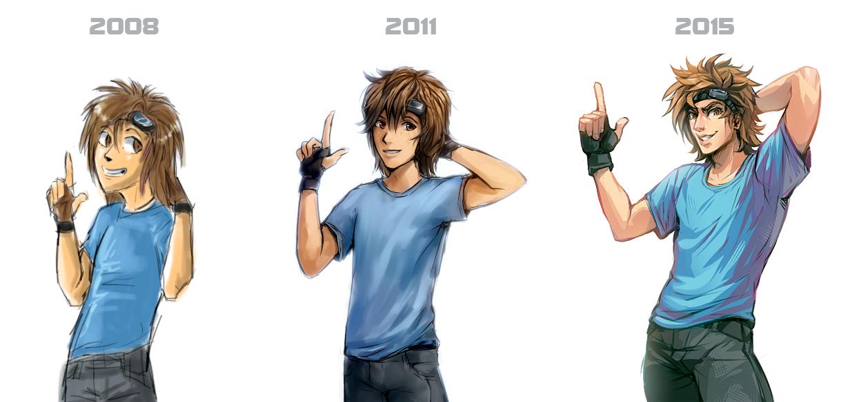 ... Improvement? by Kawiku
