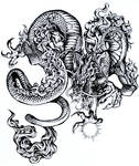 Dragon Ink