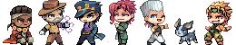 Chibi Pixel Crusaders