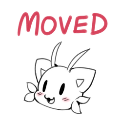 Moved! (read description)