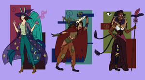 Witching Hours Dec Adopts (1/3 open) ONE LEFT!!!!!