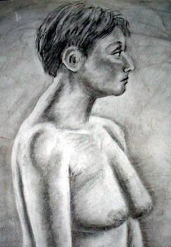 Life Drawing (pencil)