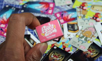 PsudoCrew bubblegum pack (8gr)