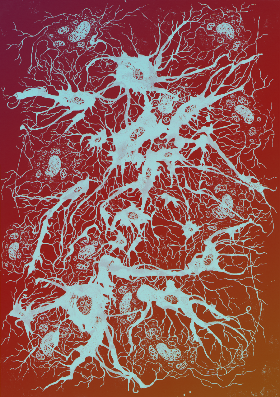 Neurons by Irkis