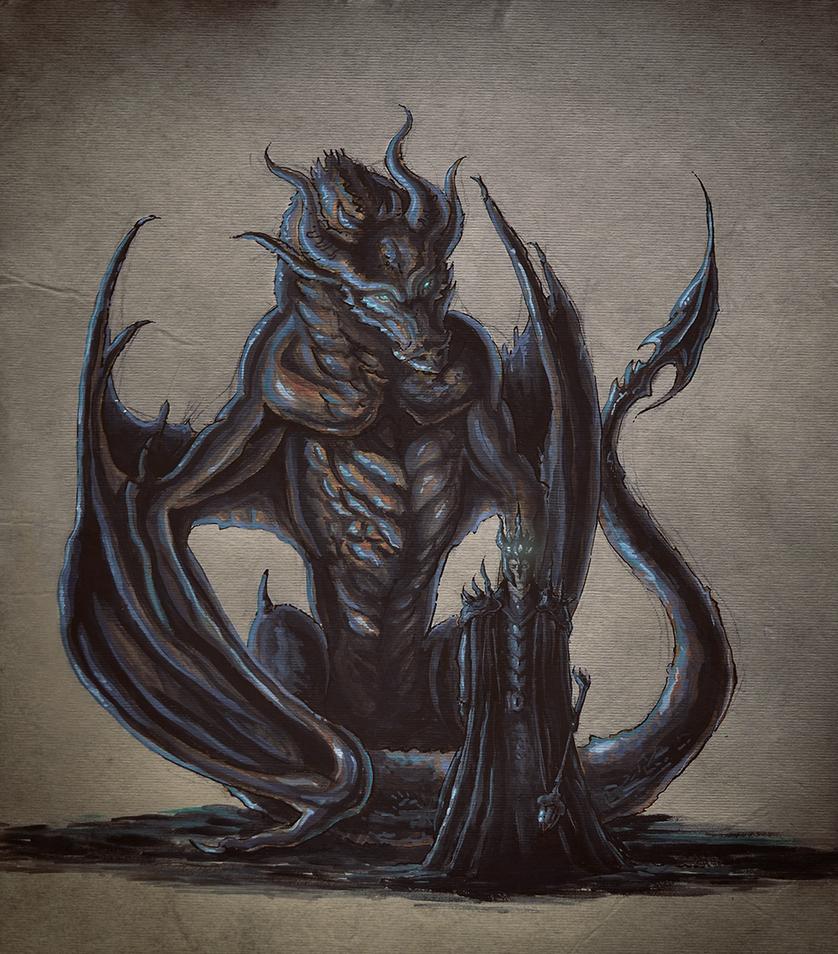 Evil by Irkis